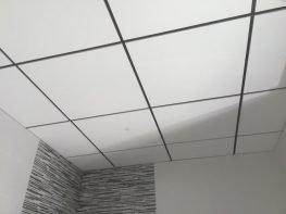 techo desmontable lana de roca