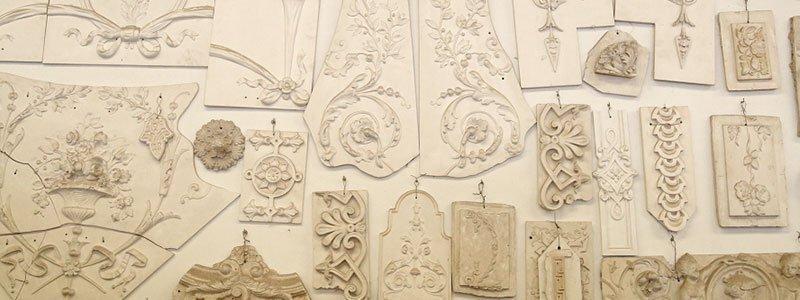 Rehabilitación de edificios históricos: El taller de escayola