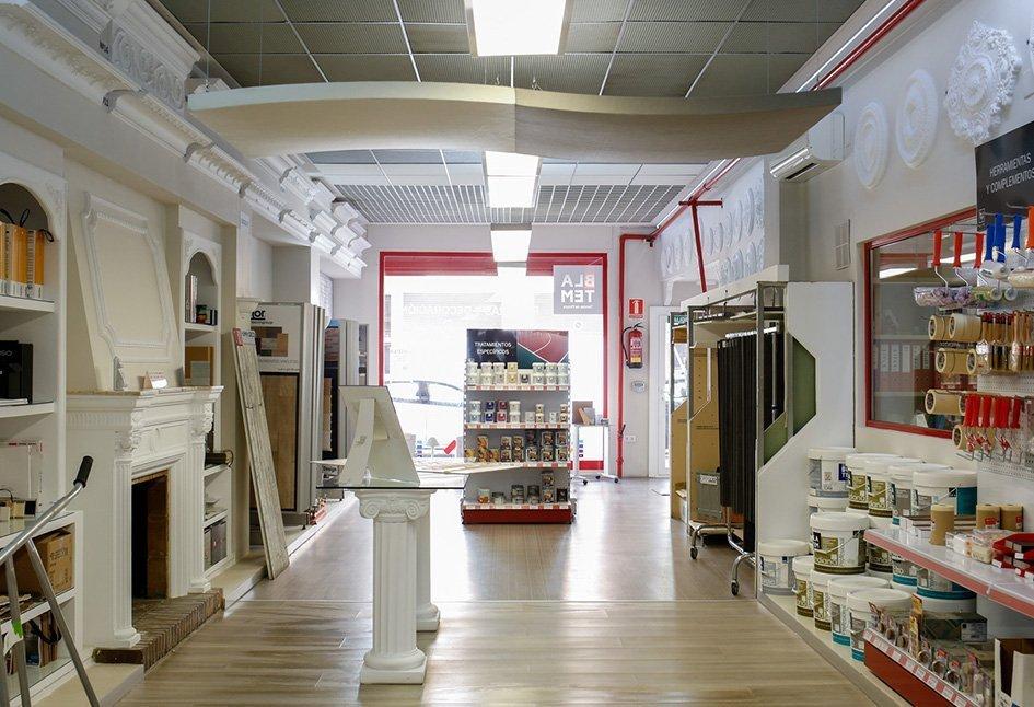 tienda y almacén de valencia Calabuig