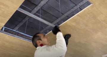 techo escayescos sin perfilería