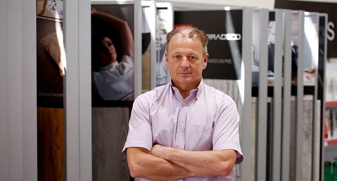 Sergio Calabuig - Director comercial