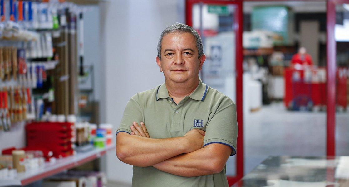 José Miguel Lacuesta (Responsable comercial - Valencia)