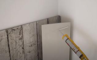 guía instalación paneles decorativos PVC Kerradeco