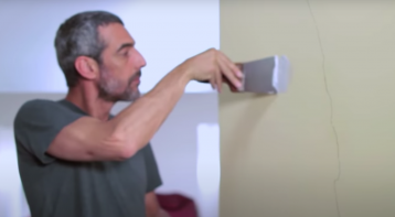 reparar fisuras de pared beissier