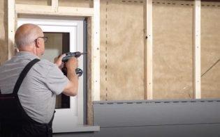 acabados fachadas marcos de puertas y ventanas