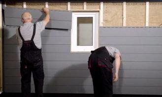 Kerrafront fachada de PVC