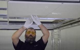 Cómo instalar Ecophon® Focus™