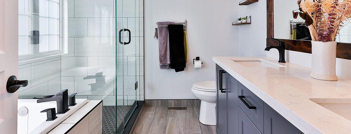 materiales para reforma baño