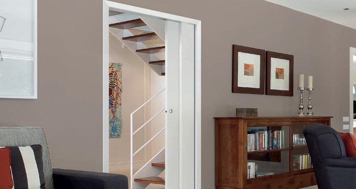 armazón puerta corredera